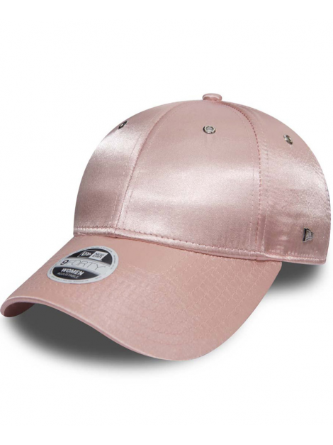 New Era 9Forty Premium Femme Gold And Silver Wing
