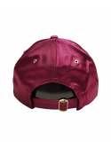 New Era 9Forty Premium Femme Burgundy And Gold