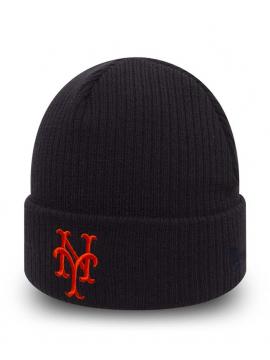 New Era New York Mets Club Coop Beanie Navy