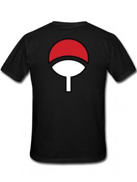 RXL Paris T-Shirt Uchiwa Clan Noir
