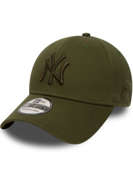 New Era 39Thirty Casquette New York Yankees Essential Vert