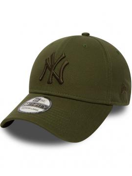New Era 39Thirty Casquette New York Yankees Essential Vert