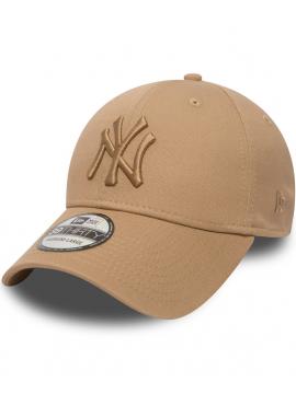 New Era 39Thirty Casquette New York Yankees Essential Camel