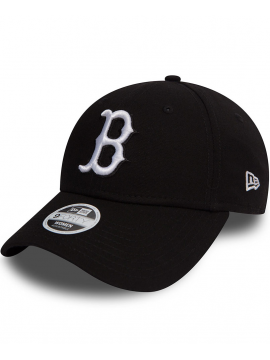 New Era 9Forty Casquette Boston Red Sox Essential Noir