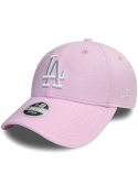 New Era Casquette Femme 9Forty Jersey Los Angeles Dodgers Rose