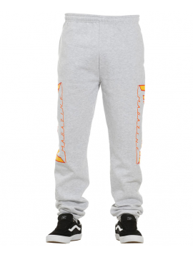 Thrasher Flame Sweatpants Grey