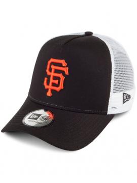 New Era Adjustable San Francisco Giants Team Essential Trucker Noir