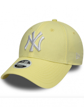 New Era 9Forty Women League Essential New York Yankees Yellow