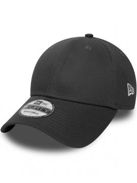 New Era 9Forty Adjustable Cap Grey Anthracite