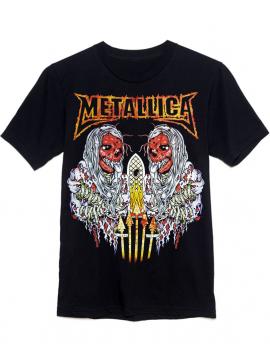 Metallica SANITARIUM Tee Black
