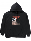 Thrasher China Banks Sweat À Capuche Noir