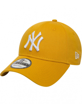 New Era 9Forty League Essential New York Yankees Moutarde