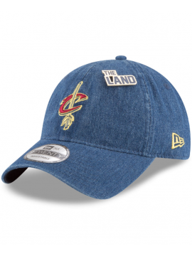 Casquette New Era 9Twenty Denim Cleveland Cavaliers 2018 Draft