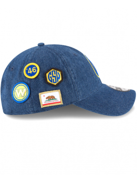 Casquette New Era 9Twenty Denim Golden State Warriors 2018 Draft