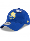 Casquette New Era 9Twenty Golden State Warriors Official Draft