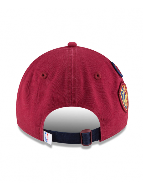 Casquette New Era 9Twenty Cleveland Cavaliers Official Draft