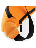 RXL Paris KAME SYMBOL Embroidered Patch Belt Bag Orange
