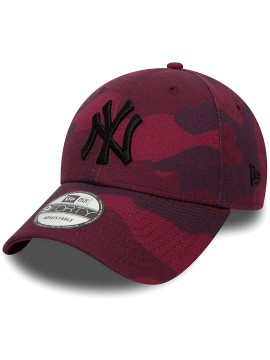 Casquette New Era 9Forty New York Yankees Camo Color