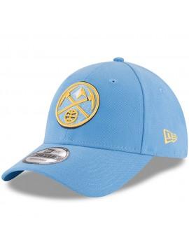 New Era 9Forty Denver Nuggets The League Light Blue