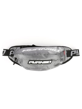 Black Pyramid Big Pyramid Waist Bag Grey