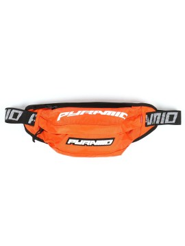 Black Pyramid Big Pyramid Waist Bag Orange