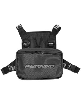 Black Pyramid Chest Rig Sac Poitrine Noir