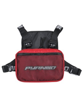 Black Pyramid Chest Rig Sac Poitrine Rouge