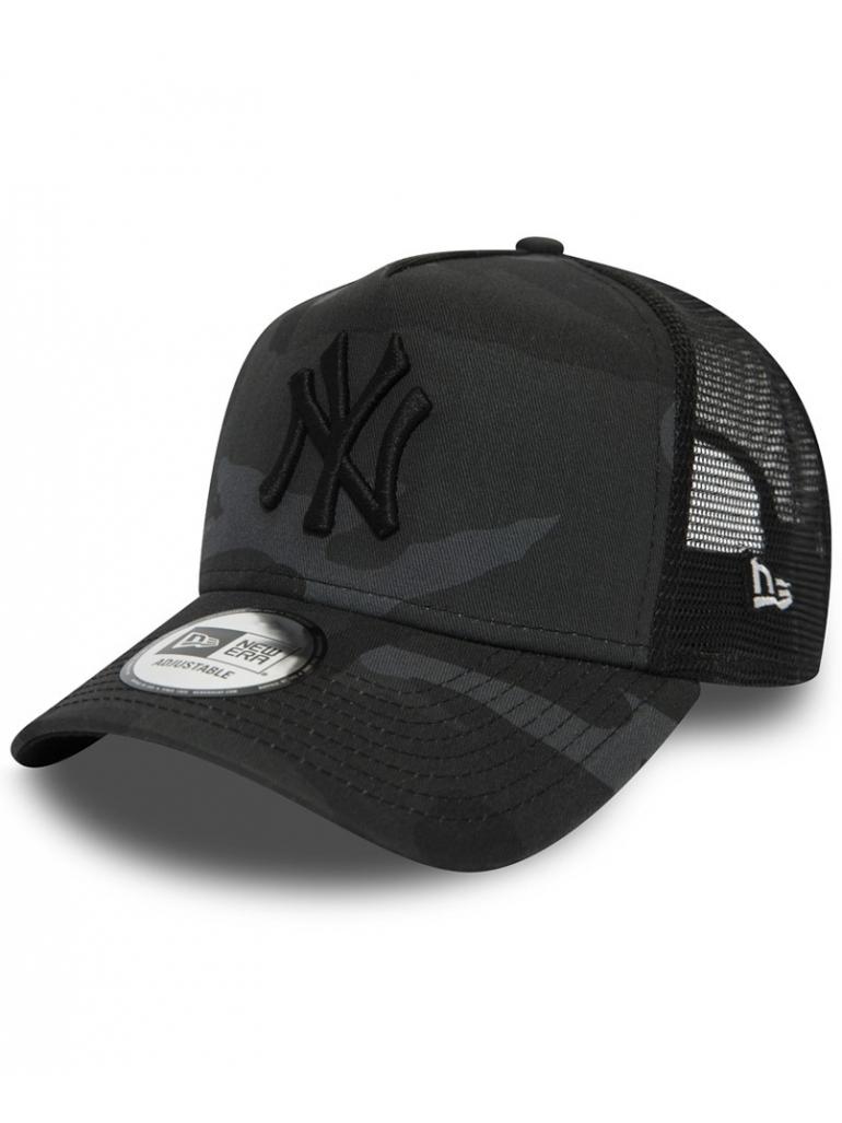 0356b794 New Era Adjustable New York Yankees A-Frame Trucker Camo