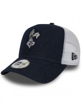 6dce556b1df3 New Era Casquette Trucker Adjustable Bugs Bunny Character A-Frame