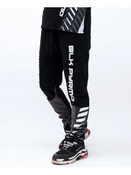 Black Pyramid Hazard OG Logo Pantalon De Jogging Noir