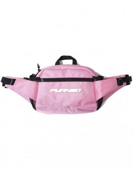 Black Pyramid Tech Sling Bag Pink