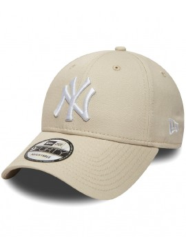 Casquette New Era 9Forty NY League Essential 940 Beige