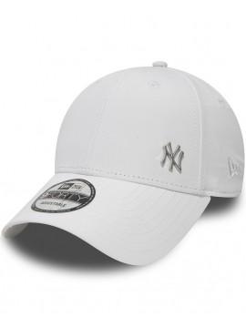c7e0085b585 New Era 9Forty NY Yankees MLB Flawless Logo White