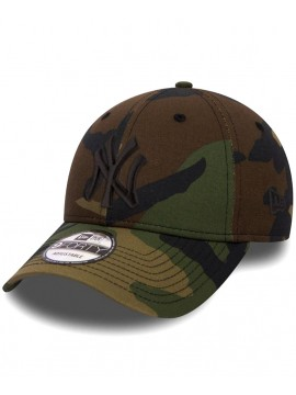 Casquette New Era 9Forty NY Yankees League Essential Camouflage
