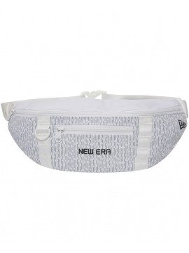New Era Rain Camo Banana Bag White