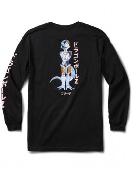 Primitive Mecha Frieza T-Shirt Manches Longues Noir