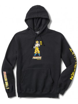 Primitive Super Saiyan Goku Sweat Capuche Noir