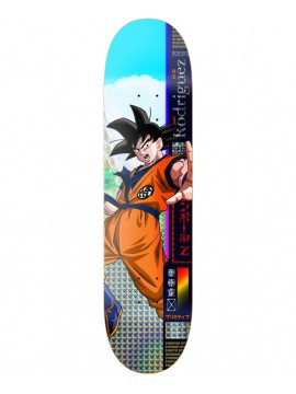 Primitive X Dragon Ball Z Paul Rodriguez Goku Deck