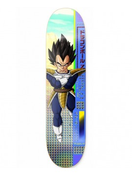 Primitive X Dragon Ball Z Oneill Vegeta Complete Deck