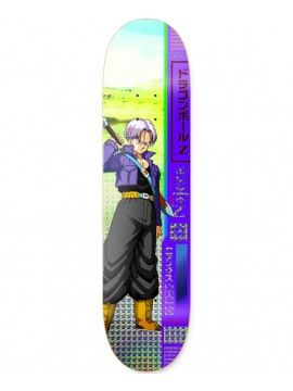 Primitive X Dragon Ball Z Najera Trunks Deck