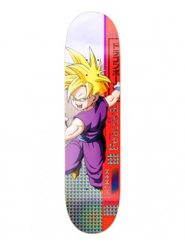 Primitive X Dragon Ball Z Brian Peacock Gohan Deck