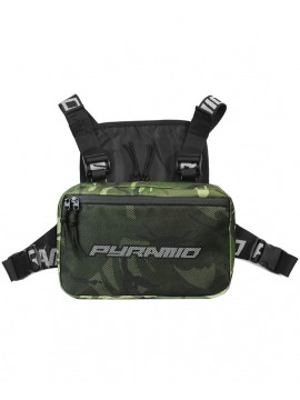 Black Pyramid Chest Rig Sac Poitrine Camouflage