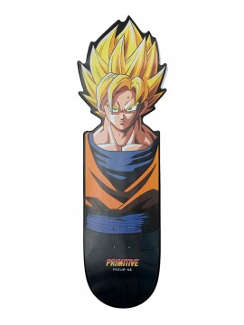 Primitive X Dragon Ball Z Goku CNC Cruiser Deck