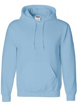 Gildan Heavy Blend Hooded Light Blue
