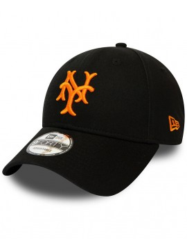 New Era Cooperstown Patched New York Giants 9Forty Black