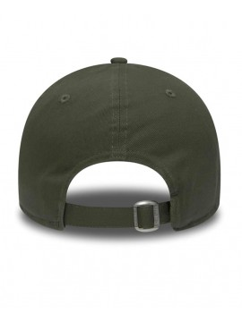 New Era 9Forty League Essential New York Yankees Green Military