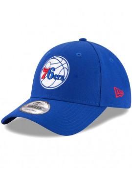 New Era Philadelphia 76ers 9Forty Blue