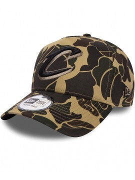 Casquette New Era Cleveland Cavaliers A-Frame NBA Team Camouflage