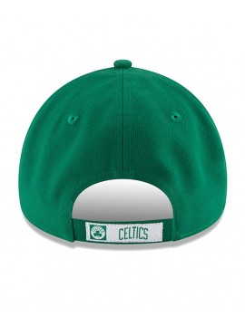 New Era 9Forty Boston Celtics The League Green