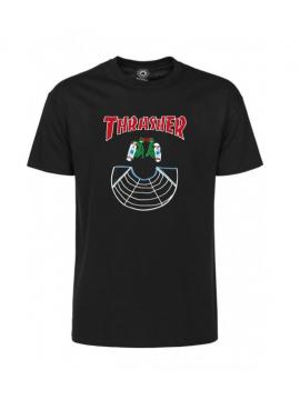 Thrasher Doubles Tortue Ninja T-Shirt Black